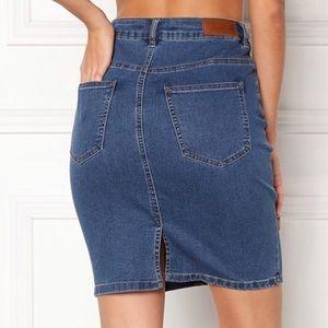 Vero moda jeans pensil skirt